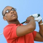 Golf with vision